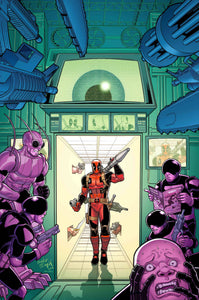 YOU ARE DEADPOOL #1 (OF 5) ESPIN RPG VAR