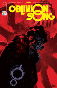 OBLIVION SONG BY KIRKMAN & DE FELICI #3 (MR)