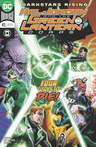 HAL JORDAN AND THE GREEN LANTERN CORPS #45