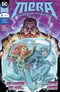 MERA QUEEN OF ATLANTIS #4 (OF 6)