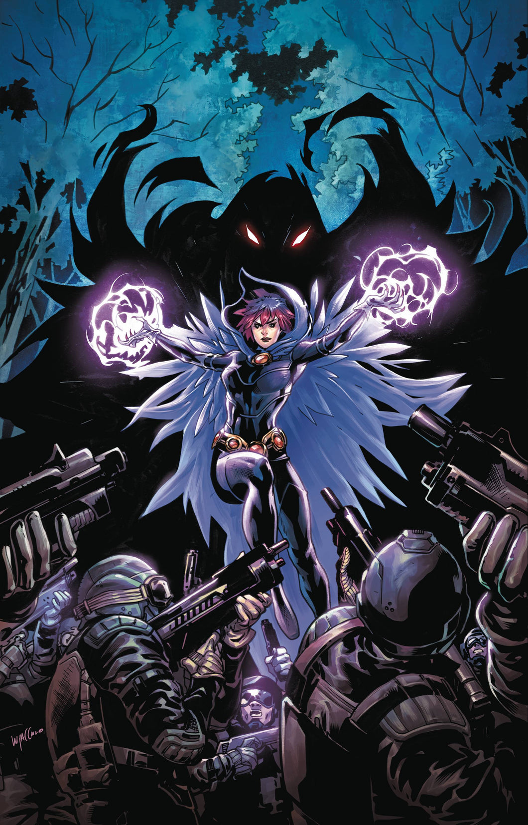 RAVEN DAUGHTER OF DARKNESS #5 (OF 12) (05/30/2018)