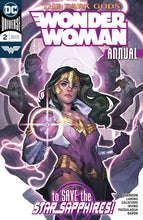 WONDER WOMAN ANNUAL #2