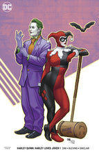 HARLEY LOVES JOKER #1 (OF 2) VAR ED