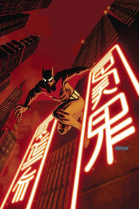 BATMAN BEYOND #21 VAR ED (06/27/2018)