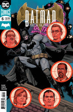 BATMAN SINS OF THE FATHER #5 (OF 6) (06/20/2018)