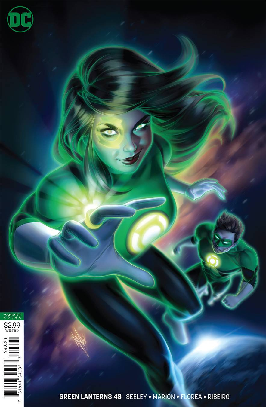 GREEN LANTERNS #48 VAR ED (06/06/2018)