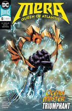MERA QUEEN OF ATLANTIS #5 (OF 6) (06/27/2018)