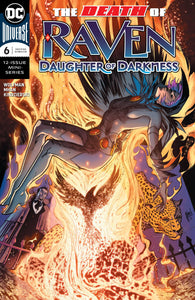 RAVEN DAUGHTER OF DARKNESS #6 (OF 12) (06/27/2018)