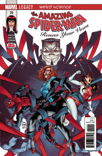 AMAZING SPIDER-MAN RENEW YOUR VOWS #20 (06/20/2018)