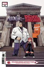 MOON GIRL AND DEVIL DINOSAUR #32 (06/27/2018)