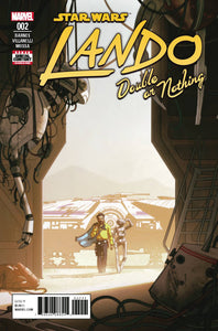 STAR WARS LANDO DOUBLE OR NOTHING #2 (OF 5) (06/27/2018)