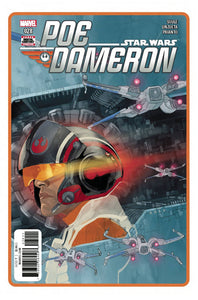 STAR WARS POE DAMERON #28 (06/20/2018)