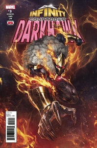 INFINITY COUNTDOWN DARKHAWK #3 (OF 4) (06/27/2018)