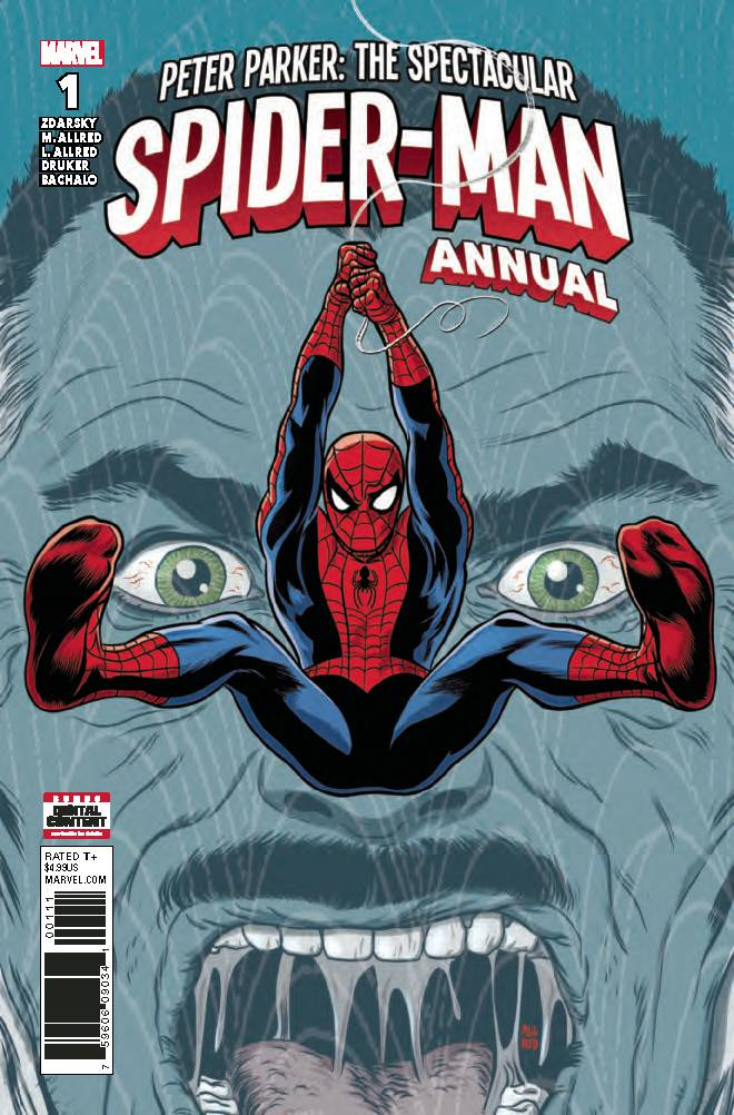 PETER PARKER SPECTACULAR SPIDER-MAN ANNUAL #1 (06/20/2018)