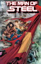 MAN OF STEEL #5 (OF 6) (06/27/2018)