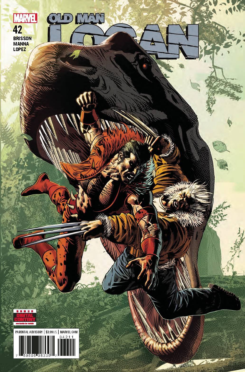 OLD MAN LOGAN #42 (06/27/2018)