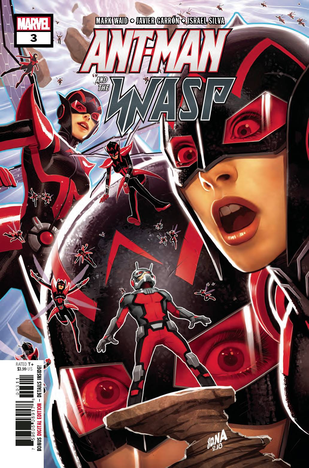 ANT-MAN AND THE WASP #3 (OF 5) (07/04/2018)