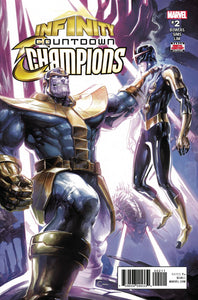 INFINITY COUNTDOWN CHAMPIONS #2 (OF 2) (07/04/2018)