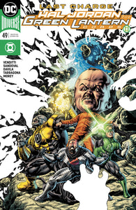 HAL JORDAN AND THE GREEN LANTERN CORPS #49 (07/25/2018)