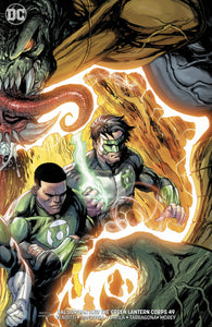 HAL JORDAN AND THE GREEN LANTERN CORPS #49 VAR ED (07/25/2018)