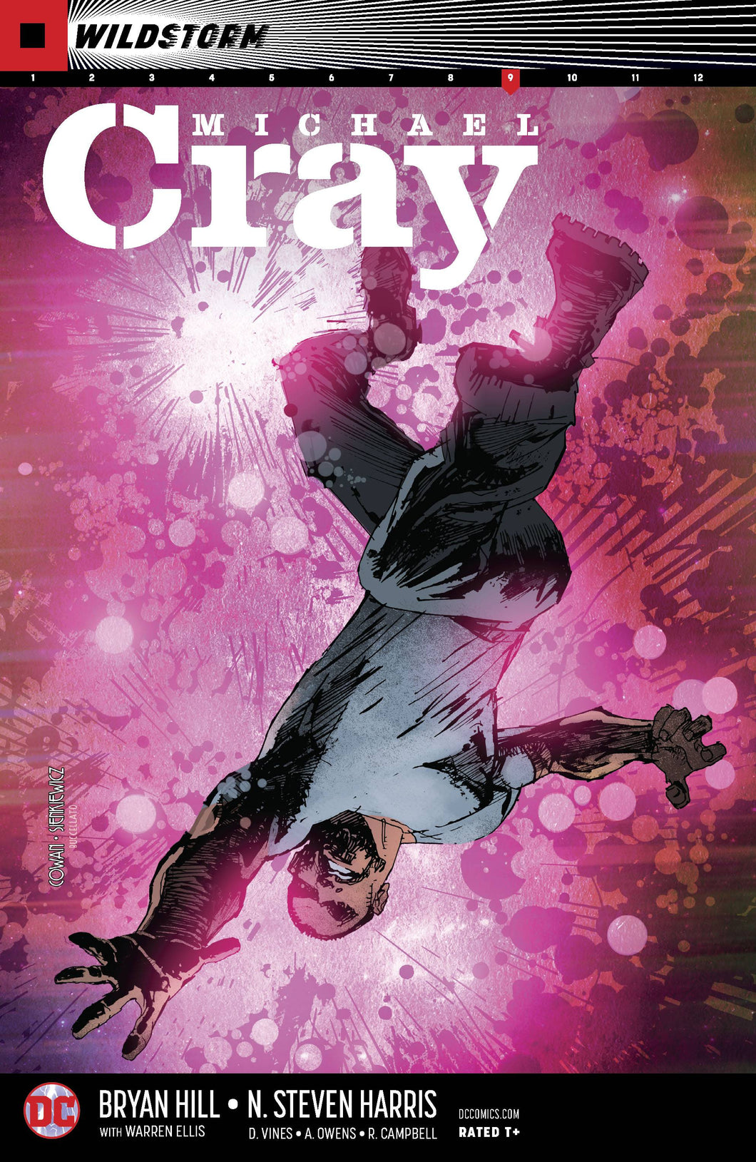 WILDSTORM MICHAEL CRAY #9 (07/11/2018)
