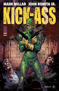 KICK-ASS #6 CVR D COWAN (MR) (07/18/2018)
