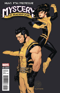 HUNT FOR WOLVERINE MYSTERY MADRIPOOR #3 (OF 4) BACHALO VAR (07/25/2018)