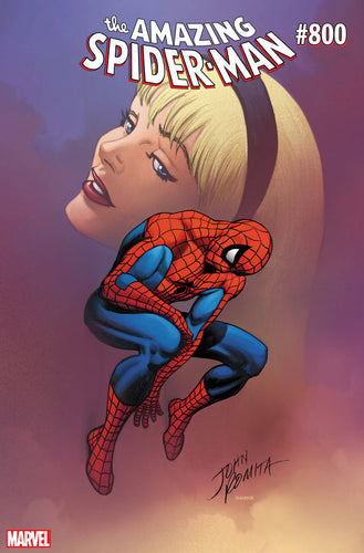 AMAZING SPIDER-MAN #800 JR SR VAR LEG