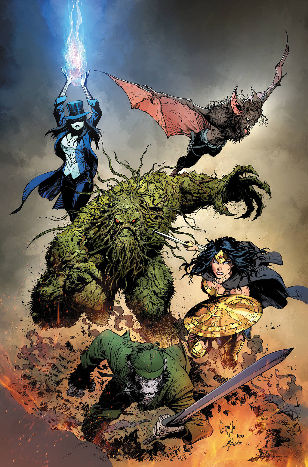 JUSTICE LEAGUE DARK #2 VAR ED (08/22/2018)
