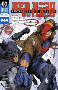 RED HOOD AND THE OUTLAWS #25 (08/08/2018)