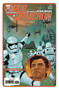 STAR WARS POE DAMERON #30 (08/15/2018)