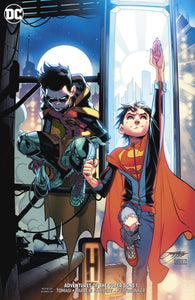 ADVENTURES OF THE SUPER SONS #1 (OF 12) VAR ED (08/01/2018)