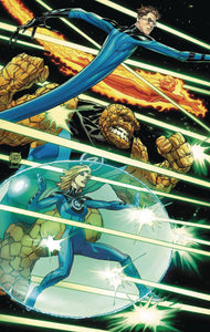 ASTONISHING X-MEN #14 KUBERT RETURN OF FANTASTIC FOUR VAR (08/01/2018)