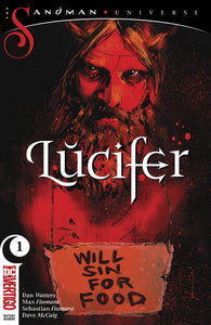 LUCIFER #1 (MR) (10/17/2018)