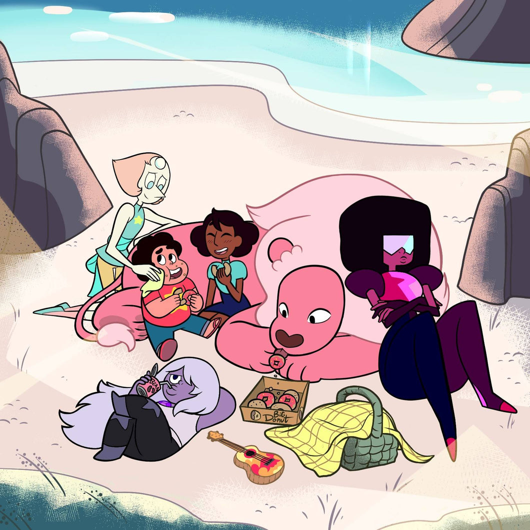 STEVEN UNIVERSE HARMONY #1 WILLIAMS (08/01/2018)