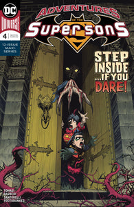 ADVENTURES OF THE SUPER SONS #4 (OF 12) (11/07/2018)