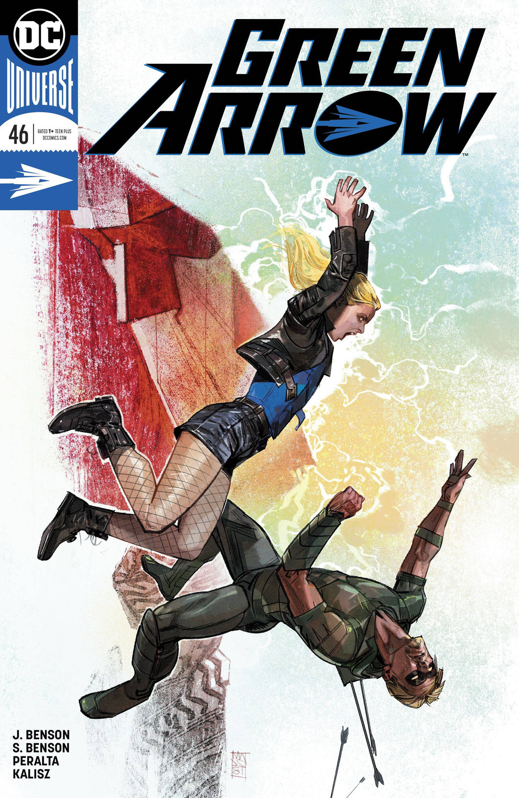 GREEN ARROW #46 (11/07/2018)