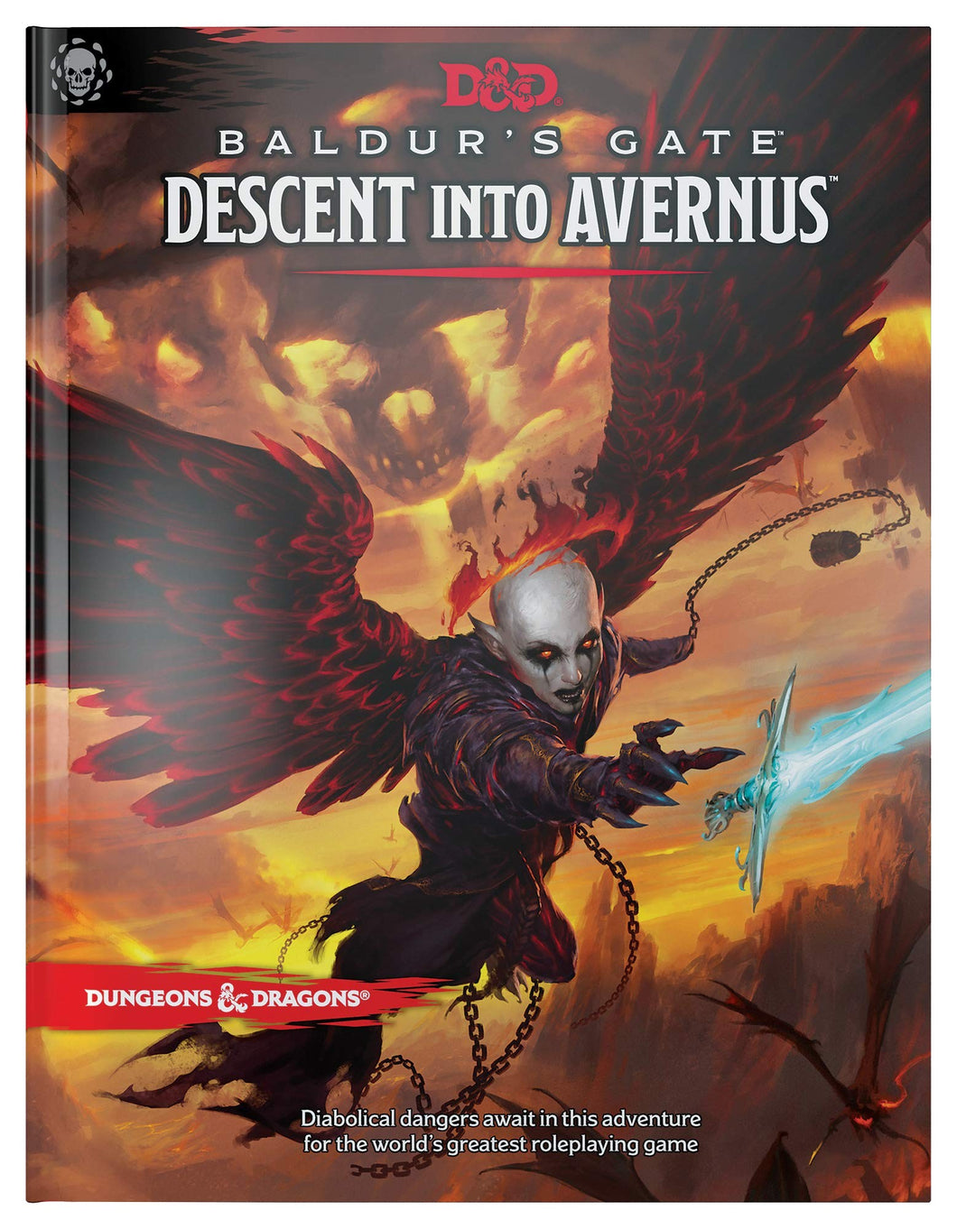 Dungeons & Dragons Adventure Baldur's Gate: Descent into Avernus
