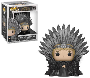Funko POP! Deluxe: Game of Thrones - Cersei Lannister