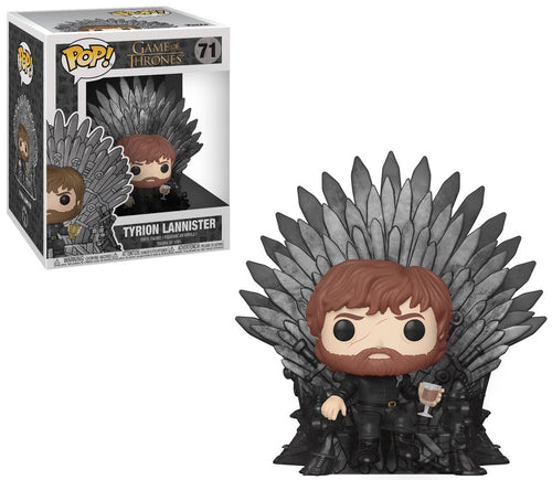 Funko POP! Deluxe: Game of Thrones - Tyrion Lannister