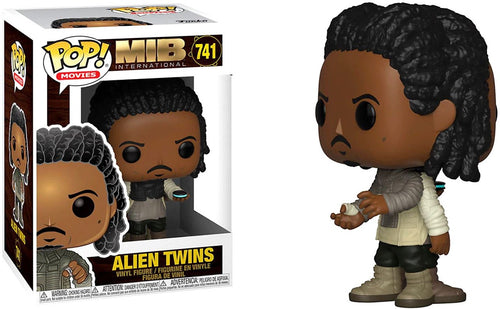 Funko POP! Movies: MIB International - Alien Twins