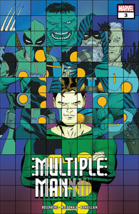 MULTIPLE MAN #3 (OF 5) (08/15/2018)
