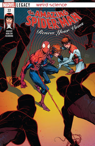 AMAZING SPIDER-MAN RENEW YOUR VOWS #22 (08/08/2018)