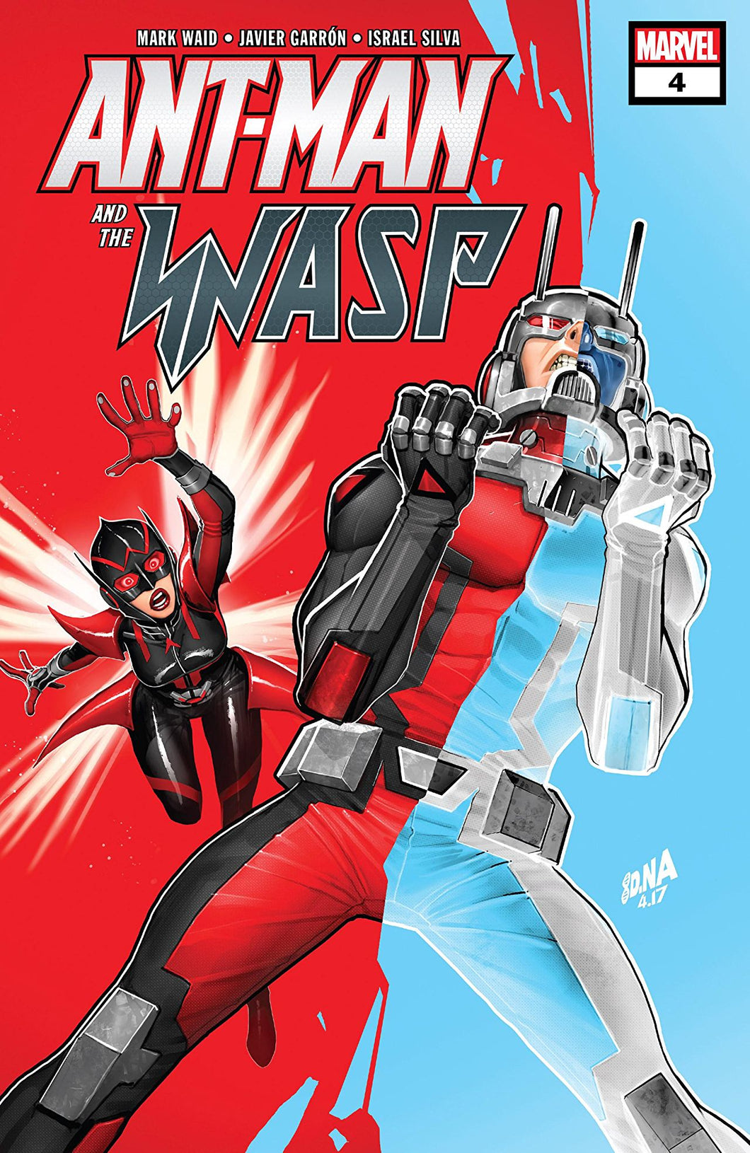 ANT-MAN AND THE WASP #4 (OF 5) (08/01/2018)