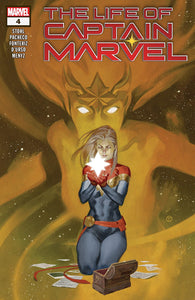 LIFE OF CAPTAIN MARVEL #4 (OF 5) (10/17/2018)