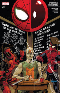 SPIDER-MAN DEADPOOL #37 (08/08/2018)