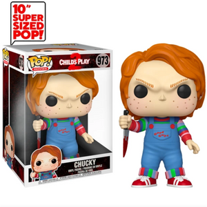 "Funko POP! Movies: Child's Play 2 - 10"" Chucky"
