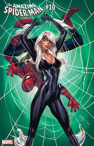 AMAZING SPIDER-MAN #10 JSC BLACK CAT VAR (11/28/2018)