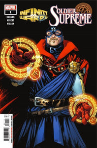 INFINITY WARS SOLDIER SUPREME #1 (OF 2) (09/19/2018)