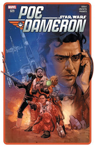 STAR WARS POE DAMERON #29 (07/18/2018)